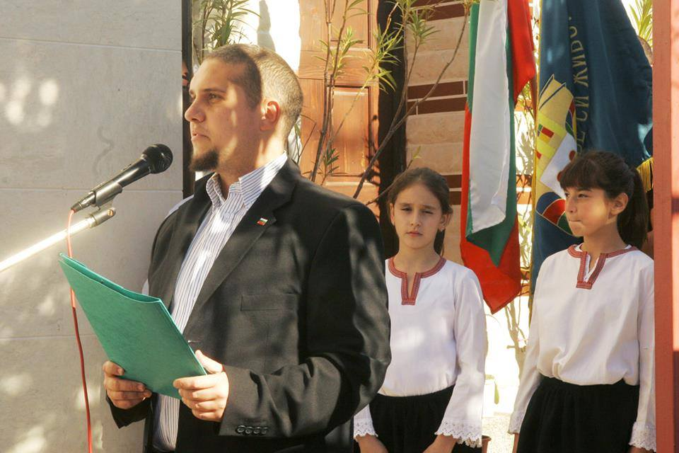 Nikolay Borisov