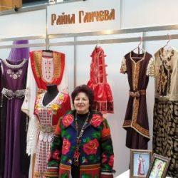 Райна Ганчева: Българките имат Божи дар да изработват най-красивите носии в света