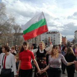 """""""Пробуждане с хоро""""! Защото сме горди българи!"""